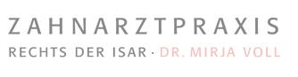 Dr. Mirja Voll - Zahnarztpraxis rechts der Isar
